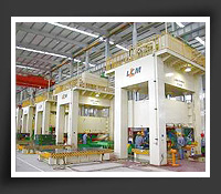800~1200 ton Hydraulic Drawing Press