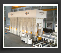 4000 ton Hydraulic Drawing Press
