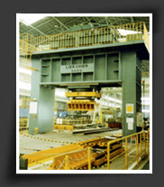 3000 ton Traveling Ram Hydraulic Press