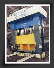 1200 ton Hydraulic Die Tryout Press