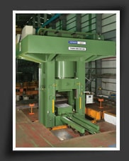 Hydraulic Forging Press 12000 ton.